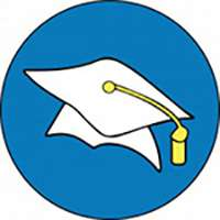 College Grauate Icon