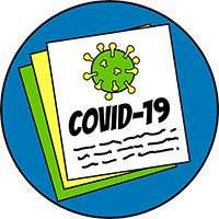 Icon for COVID-19 Remote Job Course