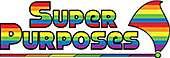 Super Purposes Rainbow Logo